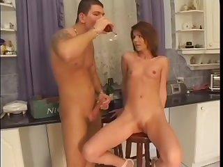 Русское домашнее порно бабушка и внук фото