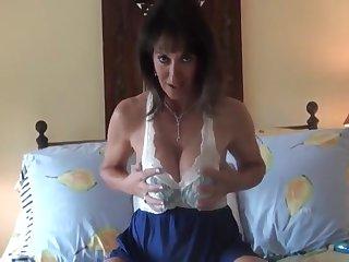 Домашнее порно зрелой женщины и её мужа