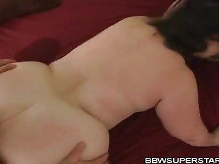 Красивое порно с толстой женщиной Jem Jewel