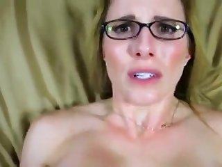 Секс от первого лица с 40 летней мадемуазель