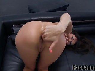 Горячий анальный секс с очаровательными кошечками