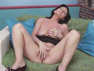 Порно видео зрелая голодная фото 440-435