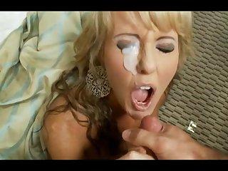 Порно подборка окончаний на лица зрелым бабам