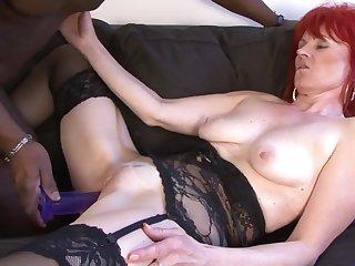 Межрассовое порно