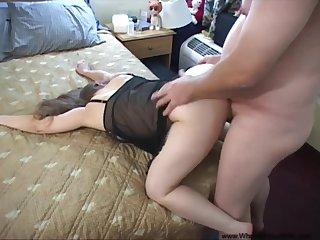 Домашнее порно анал со зрелой женщиной
