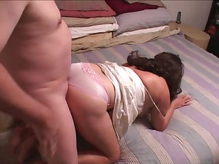 Порно зрелая мамка даёт в анал раком