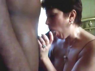 Домашнее порно минета с чужой женой
