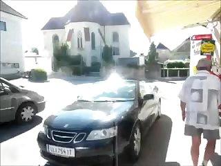 Любительское видео женщина за 40 лет мастурбирует на улице