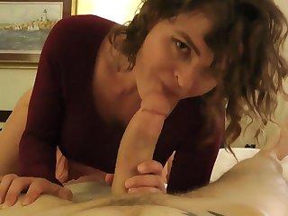 Порно от первого лица со зрелой женой