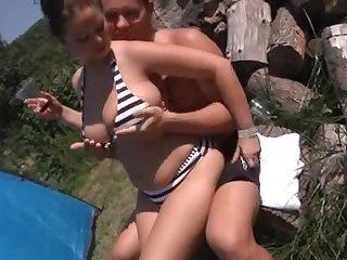 Русское порно в фильмах на природе фото 169-385