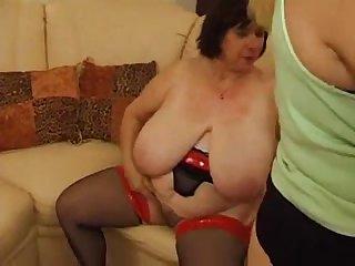 Секс зрелых свингеров на хате