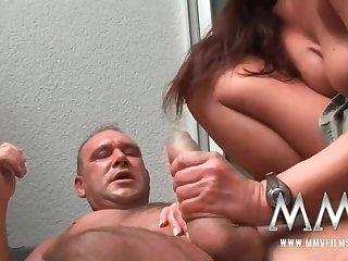 Немецкий секс зрелых развратных любовников