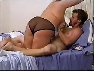 Толстой старухе понадобилась сексуальная встряска