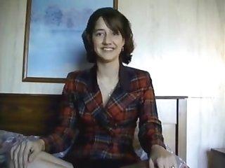 Женщина за 30 пришла себя опробовать на порно кастинге