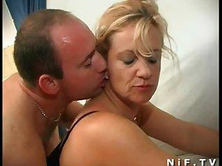 Секс раком с развратной зрелой кошечкой