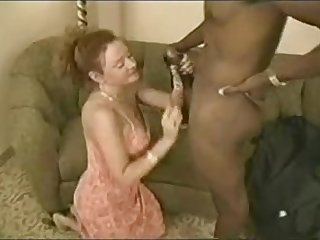 Ретро секс негра и его развратной сучки